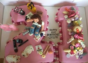 Photos from Caroline Gordon | Cakes
